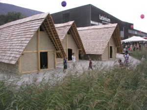Maisons néolithiques de Champréveyres
